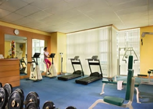 Fitness Center 2-Bedroom Apartment 125 Sq.m. Somerset Millennium, Makati