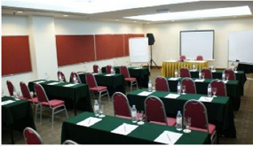 Meeting room 1-Bedroom Apartment 64 Sq.m. The Nomad Sucasa All Suite Hotel