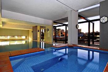 Resort style heated pool, spa & gym 2-Bedroom Apartment 100 Sq.m. Republic Apartments