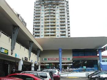 Shopping Centre below makes life a lot easier! 2-Bedroom Apartment 100 Sq.m. Republic Apartments