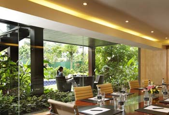 Meeting Room 3-Bedroom Apartment 285 Sq.m. Fraser Suites Hanoi