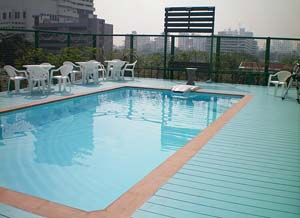 Swimming Pool 2-Bedroom Apartment 135 Sq.m. Supapen Mansion