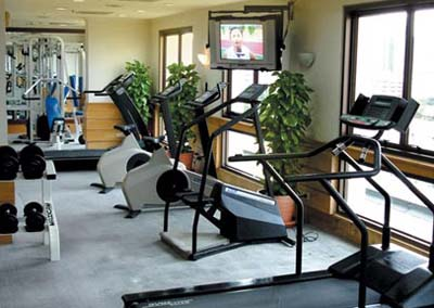 Fitness Centre 1-Bedroom Apartment 56 Sq.m. Chateau de Bangkok