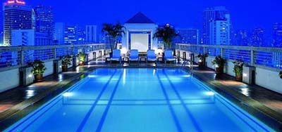 Swimming Pool 2-Bedroom Apartment 121 Sq.m. Chateau de Bangkok