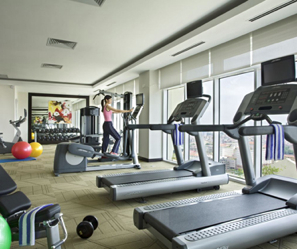 Gym 1-Bedroom Apartment 117 Sq.m. Somerset Hoa Binh