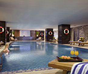 Indoor Swimming Pool Studio Apartment 45 Sq.m. Somerset Hoa Binh