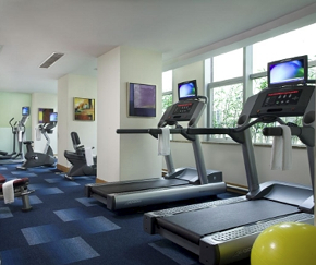 Gym 1-Bedroom Apartment 92 Sq.m. Somerset Youyi