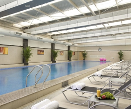 Pool 1-Bedroom Apartment 92 Sq.m. Somerset Youyi