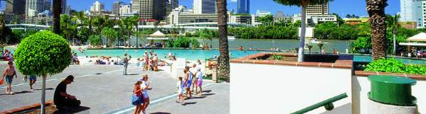 5-min ferry ride to Southbank Market 2-Bedroom Apartment 100 Sq.m. Republic Apartments