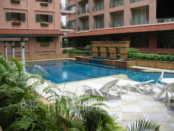 Swimming Pool 1-Bedroom Apartment 53 Sq.m. Nonsi Residence