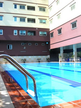 Ozone Swimming Pool 1-Bedroom Apartment 50 Sq.m. Sivalai Place