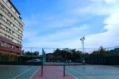 Tennis Courts 1-Bedroom Apartment 50 Sq.m. Sivalai Place