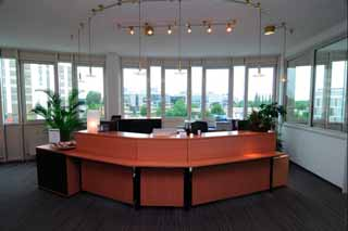 Reception area Serviced Offices Apartment 0 Sq.m. Munich Unterföhring-Mediapark