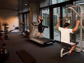 Fitness Centre Studio Apartment 34 Sq.m. Adina Apartment Hotel Copenhagen