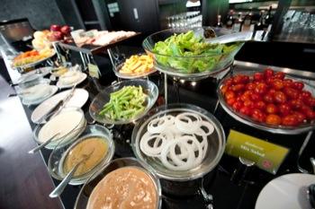 Buffet Breakfast 1-Bedroom Apartment 45 Sq.m. Ramada Hotel & Suite