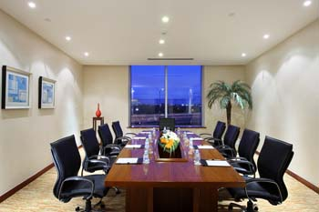 Meeting Room 1-Bedroom Apartment 60 Sq.m. Ariva Beijing West Hotel & Serviced Apartment