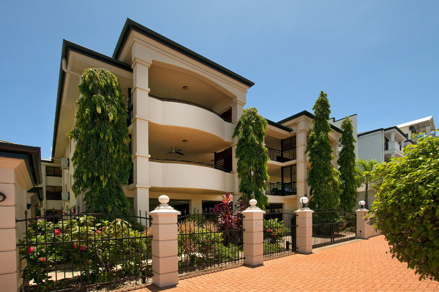 Regency on SPENCE 1-Bedroom Apartment 0 Sq.m. Cairns City Apartments