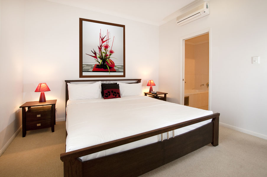 Bedroom 1-Bedroom Apartment 0 Sq.m. Cairns City Apartments