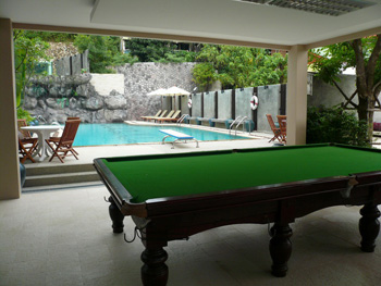 Clubhouse 2-Bedroom Apartment 277 Sq.m. Baan Karon View Phuket 