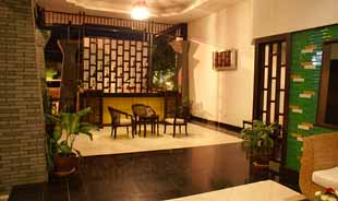 Coffee Bar Studio Apartment 40 Sq.m. Royal Orchid Resort