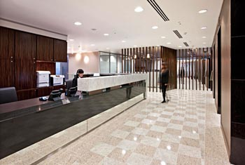 Reception area Serviced Offices Apartment 0 Sq.m. 300 North LaSalle, Chicago, IL