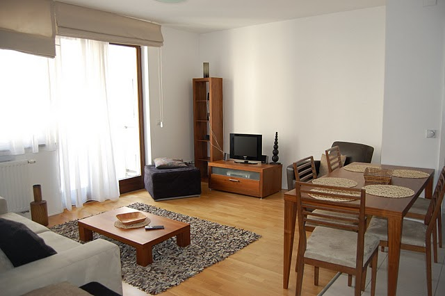 Apartman interior 2 2-Bedroom Apartment 55 Sq.m. Locust Tree Apartments