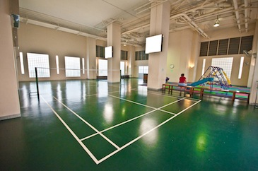 Gym 1-Bedroom Apartment 65 Sq.m. Riverfront Apartments