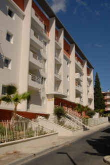 Beziers 2-Bedroom Apartment 56 Sq.m. Appart`City Béziers