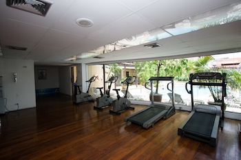 Gym 1-Bedroom Apartment 50 Sq.m. Astera Sathorn Bangkok