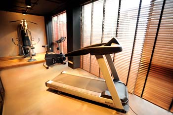 Fitness Center, Serviced Apartments Ref: 39869, Bangkok