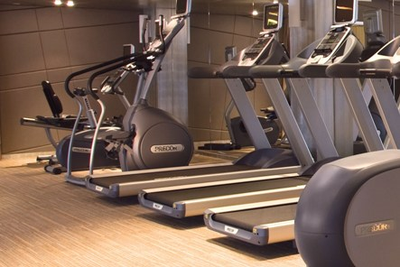 Fitness Centre 1-Bedroom Apartment 48 Sq.m. Harbour Plaza 8 Degrees