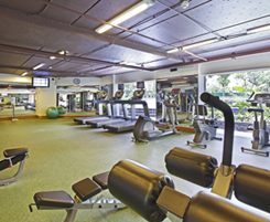 Gym 3-Bedroom Apartment 285 Sq.m. Fraser Suites Hanoi