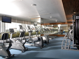 Gym 2-Bedroom Apartment 95 Sq.m. Fraser Suites Sukhumvit