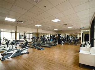 Gym 1-Bedroom Apartment 84 Sq.m. Al Waleed Palace Hotel Apartments