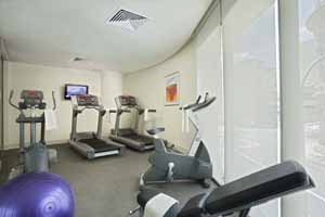 Gym 2-Bedroom Apartment 69 Sq.m. Citadines Mount Sophia Singapore