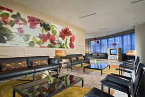 Lobby Lounge 2-Bedroom Apartment 69 Sq.m. Citadines Mount Sophia Singapore