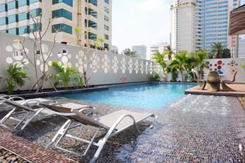 i Pool Studio Apartment 31 Sq.m. Citrus Sukhumvit 22 Bangkok