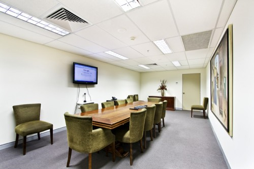Meeting Room Studio Apartment 58 Sq.m. Quest World Square