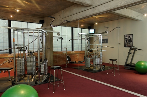 Gym 3-Bedroom Apartment 0 Sq.m. Punthill Manhattan Apartment Hotel