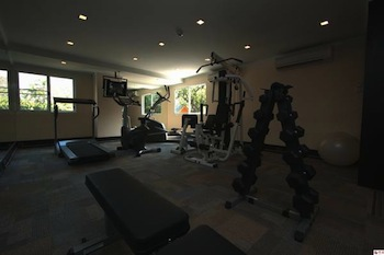Gym 1-Bedroom Apartment 76 Sq.m. CNC Heritage Serviced Apartment