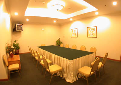 Meeting Room 3-Bedroom Apartment 237 Sq.m. Lee Garden Service Apartments Beijing