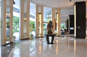 Lobby 1-Bedroom Apartment 70 Sq.m. Chatrium Residence Bangkok - Sathon