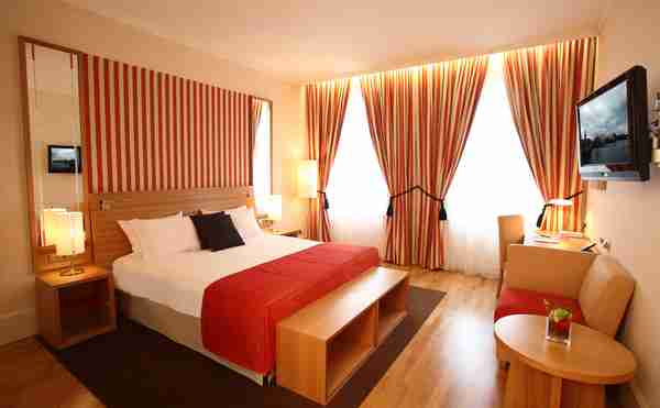 Deluxe room Studio Apartment 25 Sq.m. Mamaison Hotel Riverside Prague