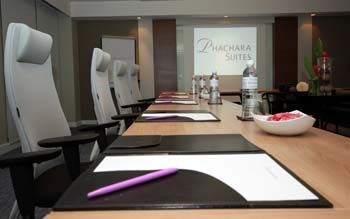 Meeting room 2-Bedroom Apartment 140 Sq.m. Phachara Suites