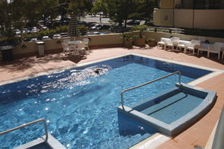 Outdoor Pool 1-Bedroom Apartment 0 Sq.m. Medina Executive James Court