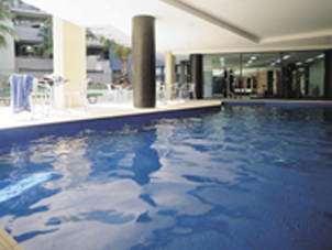Swimming Pool 2-Bedroom Apartment 82 Sq.m. Medina Grand Harbourside