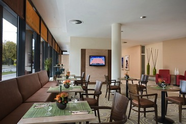Restaurant 1-Bedroom Apartment 40 Sq.m. Citadines Munich Arnulfpark