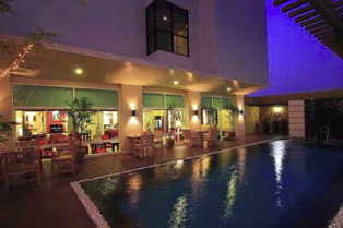 Pool Studio Apartment 35 Sq.m. Atrium Boutique Hotel