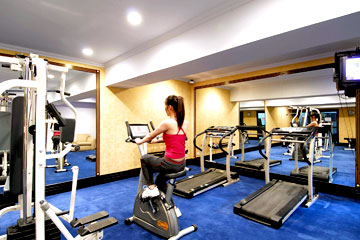 Fitness 1-Bedroom Apartment 55 Sq.m. Princeton Bangkok
