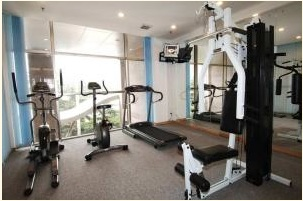 Gym 3-Bedroom Apartment 140 Sq.m. Hankar Serviced Apartment